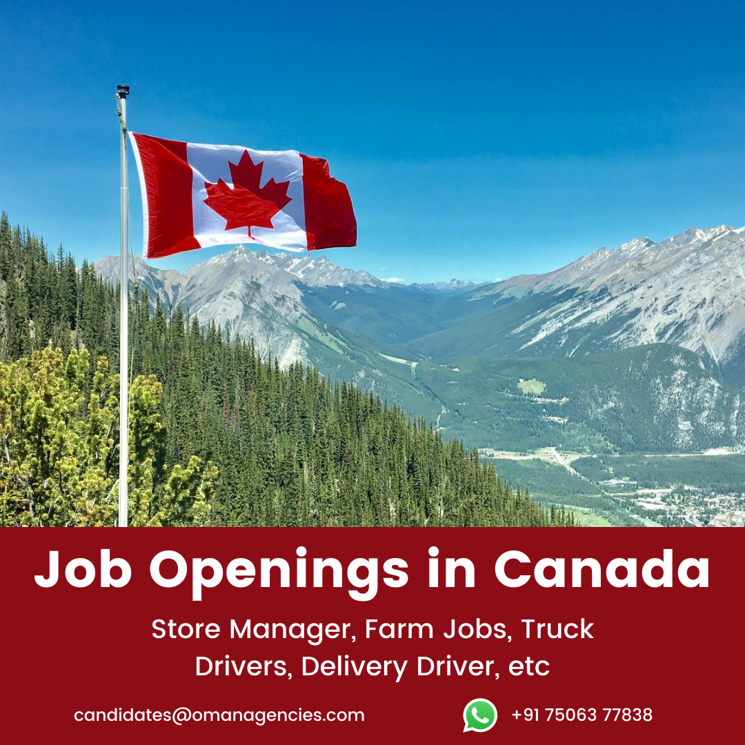 truck driving jobs in canada