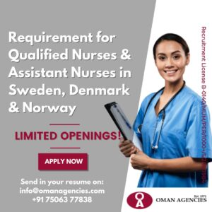 Jobs for nurses in Norway
