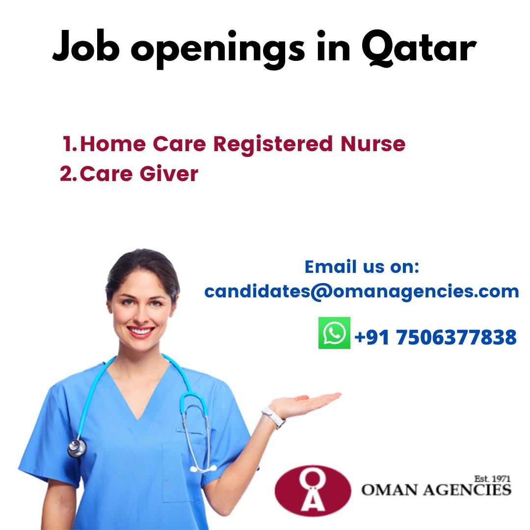 Qatar Nursing Jobs