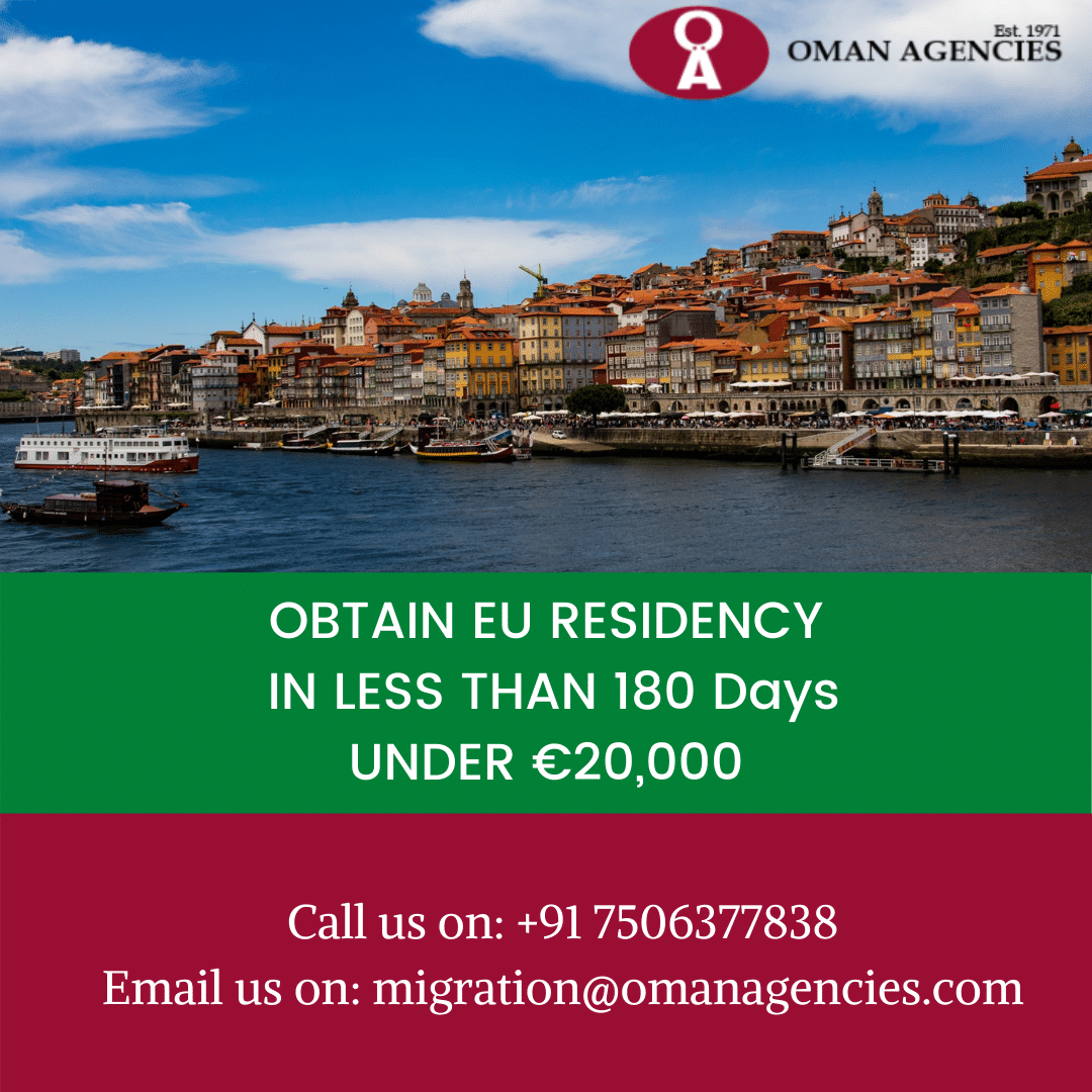 permanent residency in Portugal