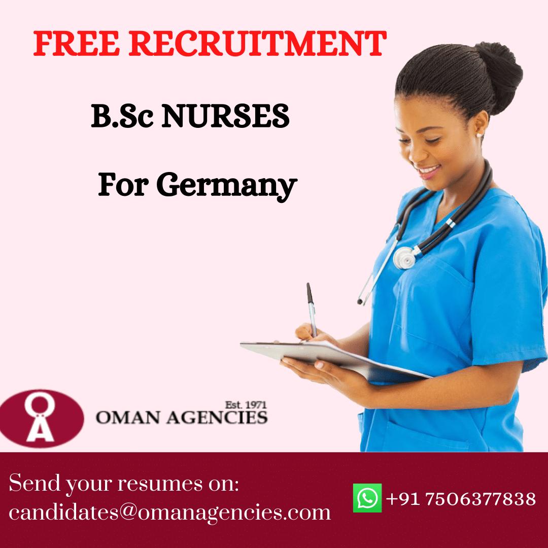 nursing jobs in germany
