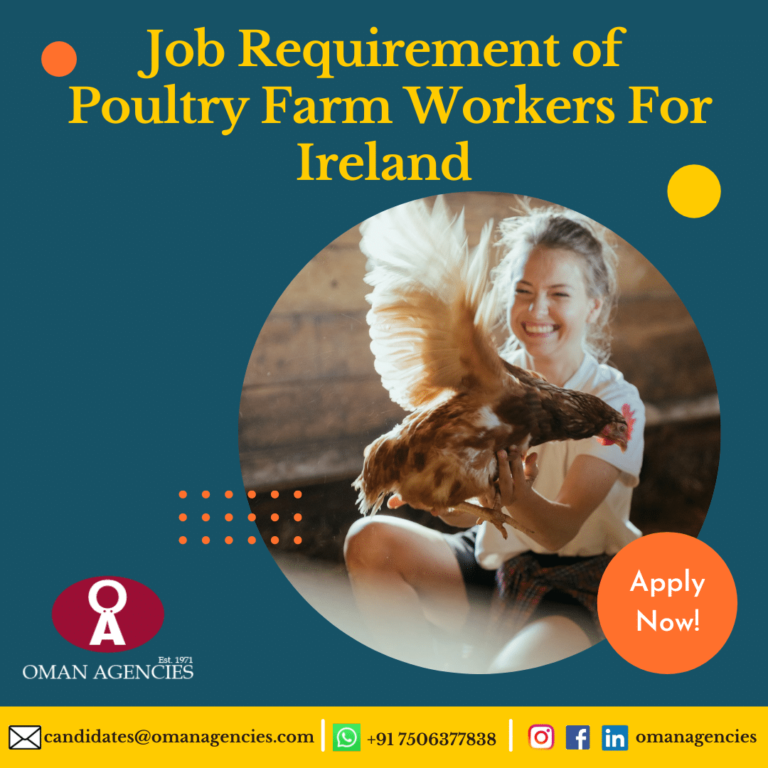 poultry jobs in europe