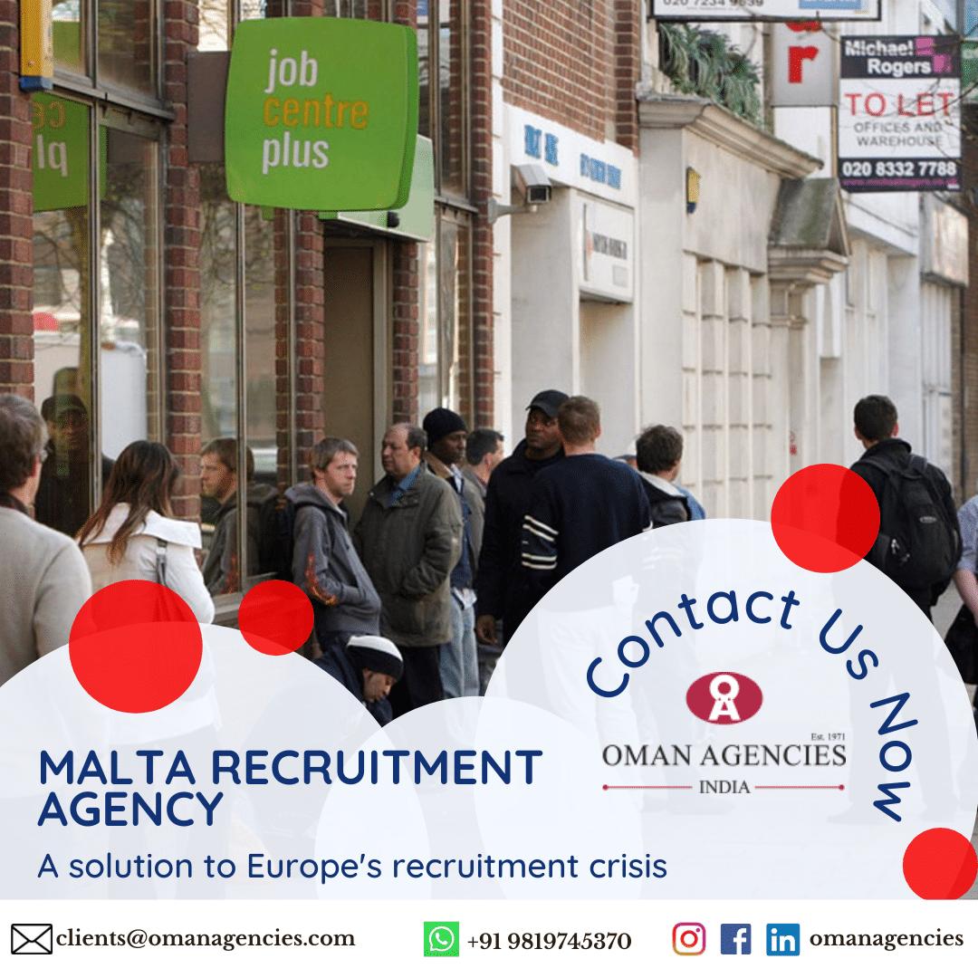 Malta Recruitment Agency