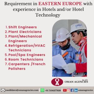 jobs in eastern europe