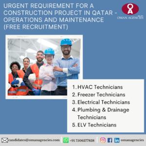 jobs in qatar