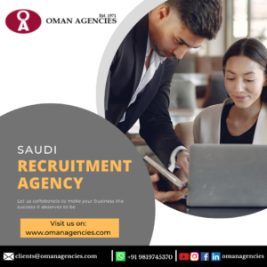 Saudi recruitment agency