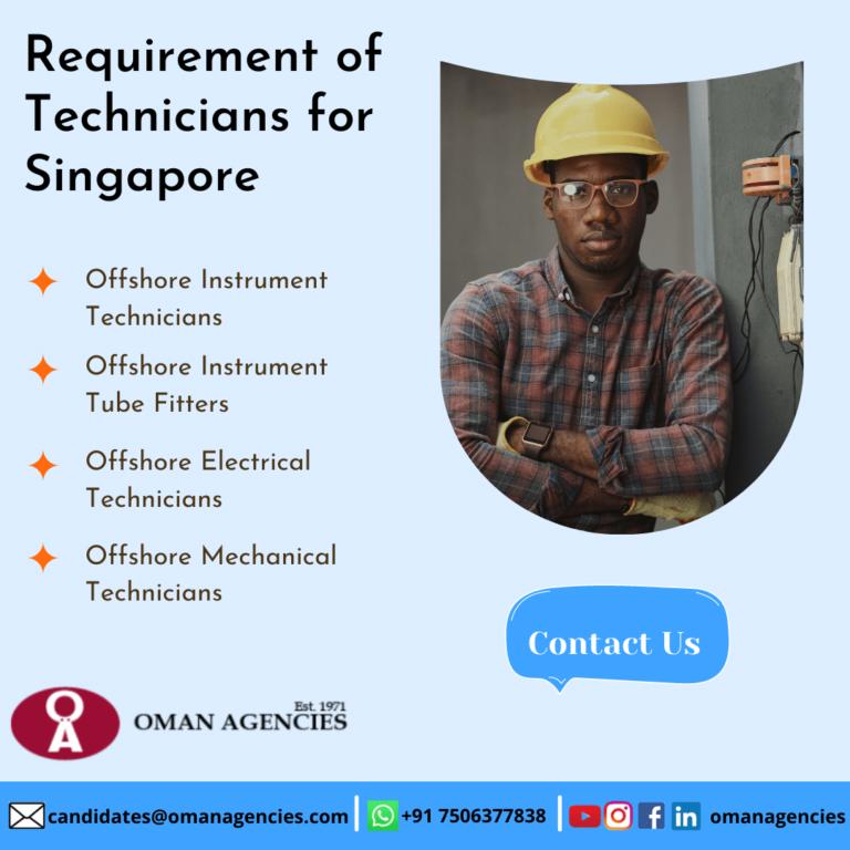 offshore technician jobs