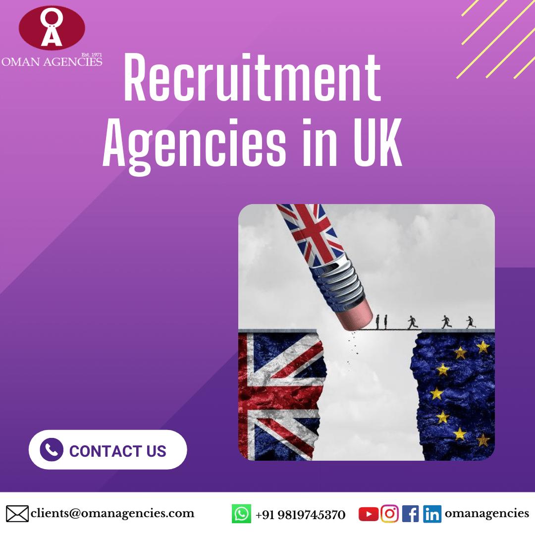 Recruitment Agencies in UK