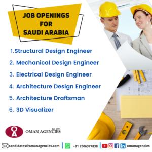 jobs for engineers in saudi arabia
