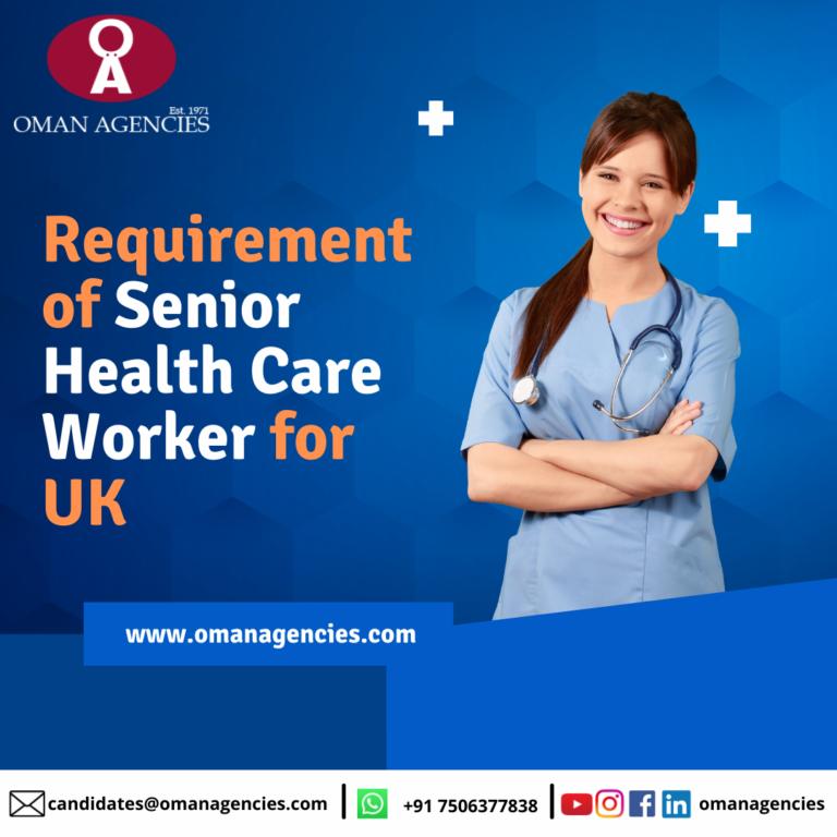 Healthcare Jobs in UK